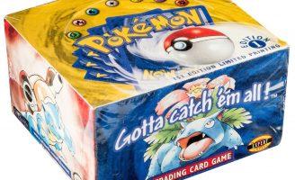 Trong 22 năm, giá trị của thẻ Pokémon tăng giá hơn 4.400 lần