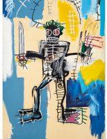 """""""Chiến binh"""" của Basquiat liệu có phá vỡ kỷ lục?"""
