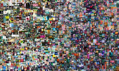 Blockchain giúp nghệ thuật số tham gia đấu giá chính thống?