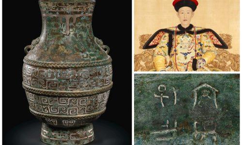 Chơi đồ cổ – Hoàng đế Càn Long cũng bị lừa!